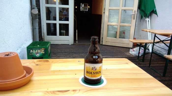 Biergarten Kneipe Alter Ritter