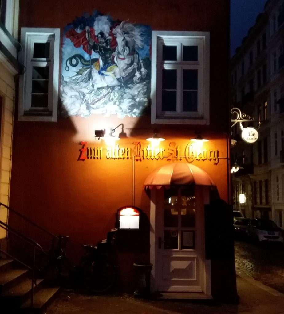 Alter Ritter St. Georg Hamburg