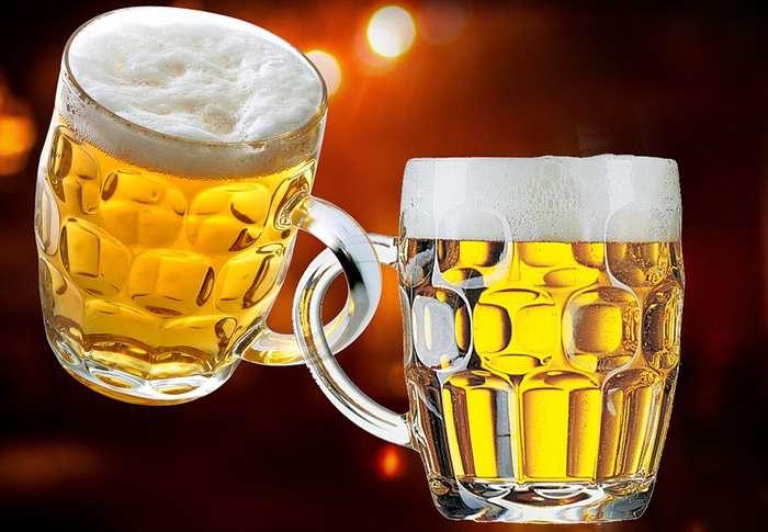 Bier trinken 24 Stunden Kneipen in Hamburg