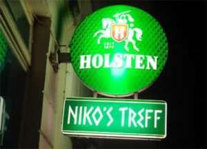Nikos Treff - Kneipe Bergedorf