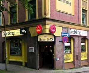 Nobiskrug Kneipe St. Pauli